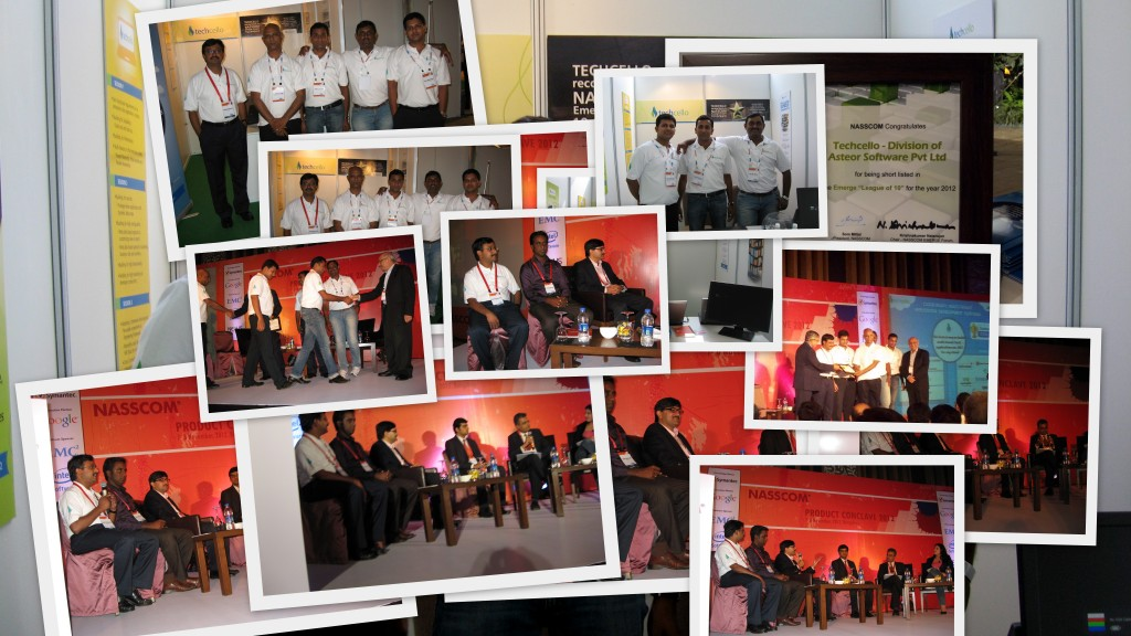 TechCello NASSCOMM Leage Of 10 award