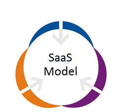 SaaS LifeCycle Management Icon
