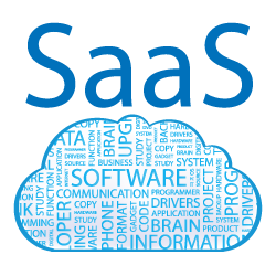 Saas Cloud Image