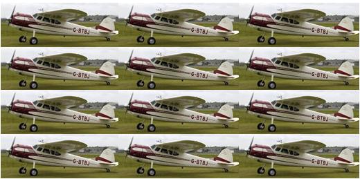 Multiple plane