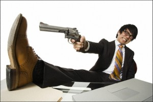Shoot Yourself Foot Internet Marketing Sabotage Online Marketing Success Training
