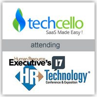 Techcello Attending The World's Biggest And Best Conference On HR Technology